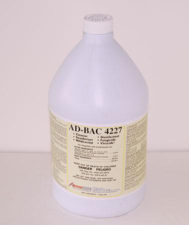 Ad-Bac 4227 Disinfectant