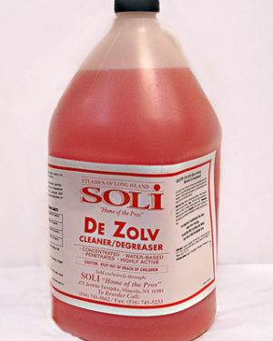 De Zolv - Degreaser for dirt, grease, and grime