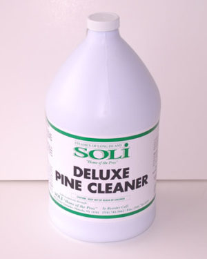 Deluxe Pine Cleaner, Pine All-Purpose Cleaner, pine scented