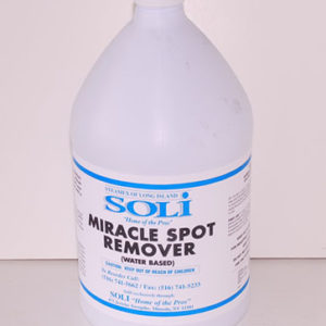 Stain remover