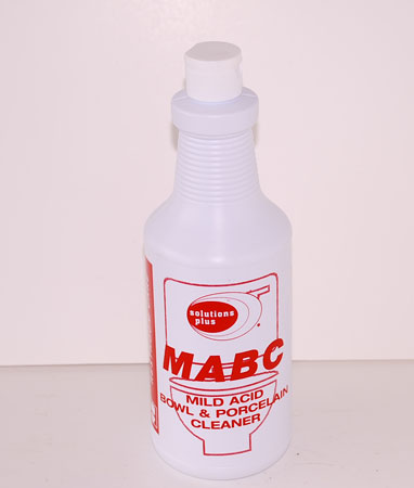 Bowl Cleaner | SOLI | Steamex of Long Island | Mild Acid Bowl Cleaner